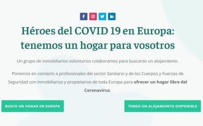 ¿Tienes una vivienda vacía? Se buscan hogares para los 'héroes del coronavirus'