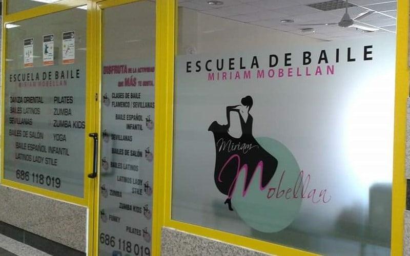 Escuela de baile Miriam Mobellán