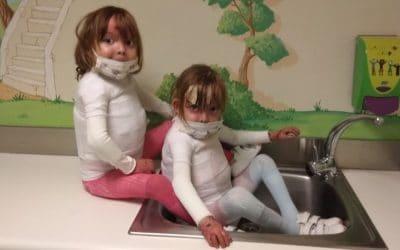 La historia de Noa y Carla, las 'leonas sin escudo' de Rivas