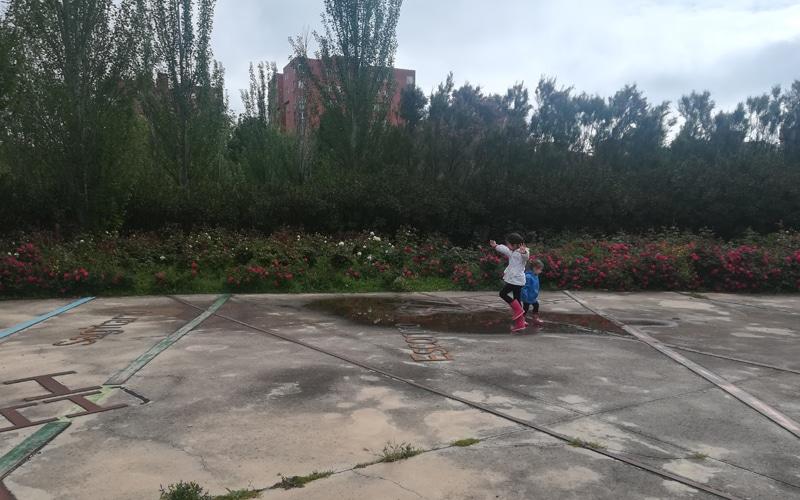 El primer día de paseos infantiles en Rivas se salda sin incidentes