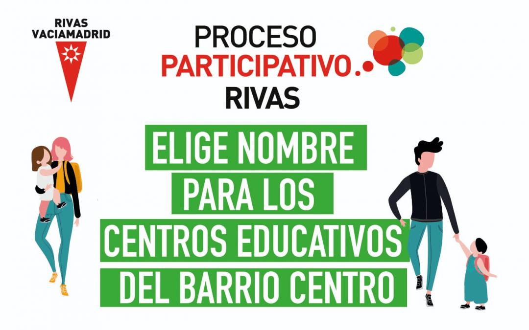 Ya se pueden votar los nombres del colegio y el instituto previstos en Rivas