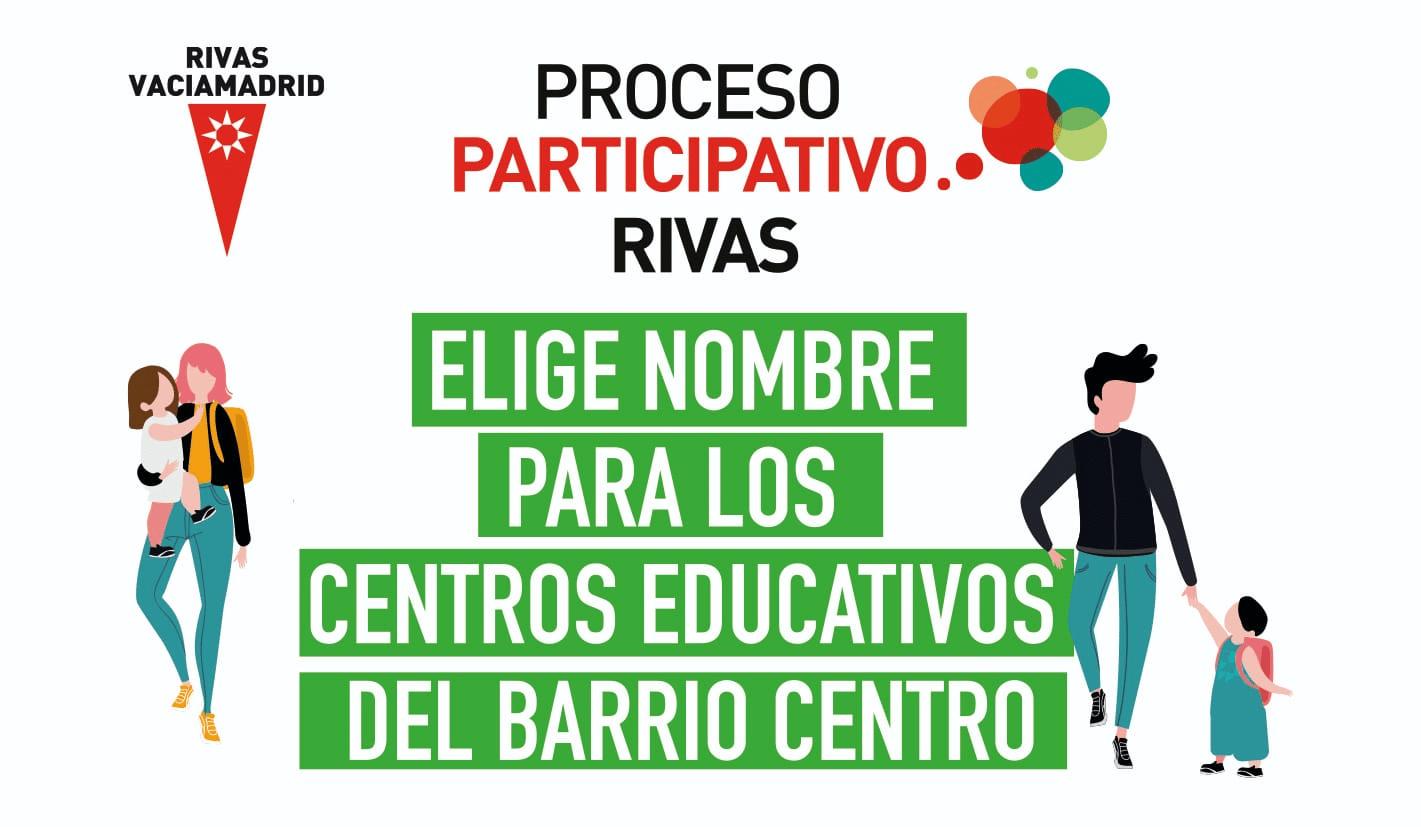 Proceso de participación para el nuevo colegio e instituto de la zona Centro