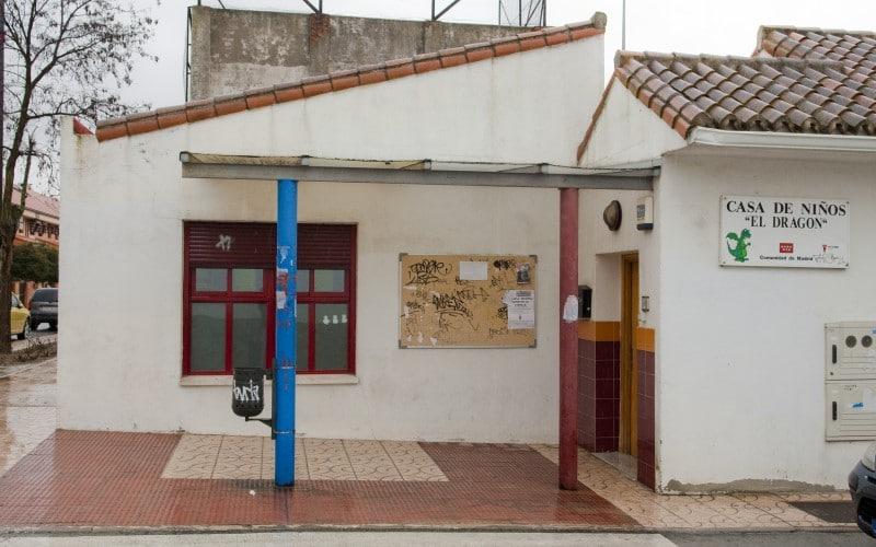 Casa de Niños El Dragón en Rivas Vaciamadrid