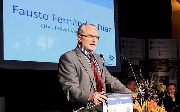 Fausto Fernández, exalcalde de Rivas, recuperado del incidente de tráfico que sufrió este viernes