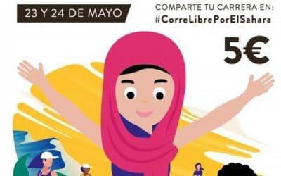 Vuelve la Legua Solidaria por el Sáhara: este año, en versión 'online'