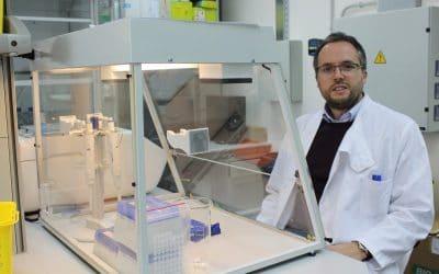 El científico ripense Raúl Alelú lidera la investigación de un test 'ultrarrápido' de detección de COVID-19 en 30 segundos