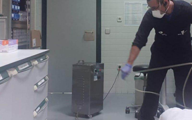 Rivamadrid incrementa en más de 500 horas semanales la limpieza en los colegios