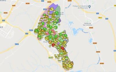 El Desafío Rivas Recicla continúa hasta el 30 de junio: estos son los barrios que van ganando