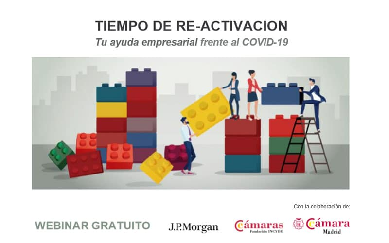 Webinar gratuito sobre ayudas para empresas y autónomos frente a la Covid-19