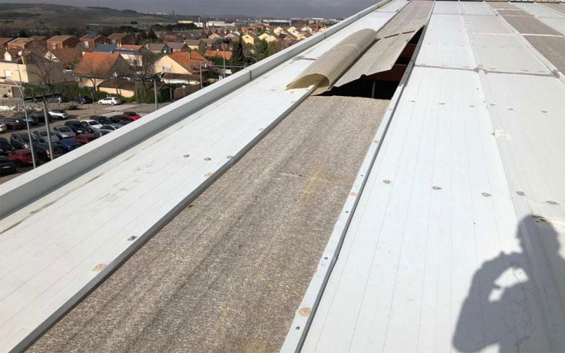 Rivas invertirá 161.000 euros para sustituir la cubierta del pabellón del polideportivo del Sureste