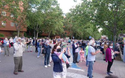 Amnistía Internacional convoca una protesta frente al Centro de Salud La Paz en defensa de la atención primaria