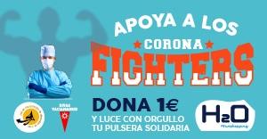 Una acción solidaria de H2O contra la Covid-19 recauda fondos para la Red de Recuperación de Alimentos de Rivas