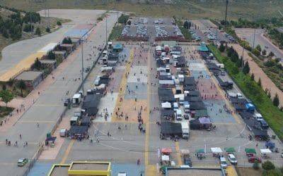El Mercado Central del Miguel Ríos continúa suspendido este domingo