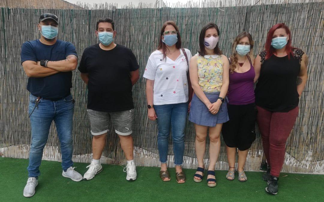 Los locales de ocio infantil de Rivas piden auxilio: «Nos vamos a la ruina»