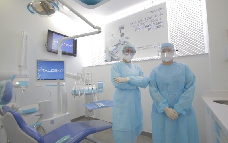 Vitaldent, comprometidos con la seguridad de nuestros pacientes