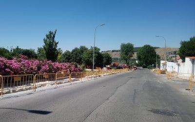 Arrancan las obras de accesibilidad y creación de zonas peatonales en el Casco Urbano