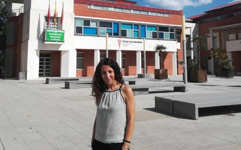 Amaya Gálvez Podemos Rivas