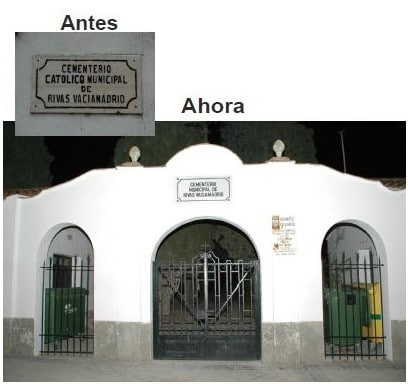 Imagen proporcionada por la Asociación Laica de Rivas Vaciamadrid