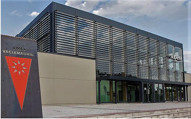 El Centro Deportivo Supera Rivas La Luna abrirá este miércoles, 15 de julio