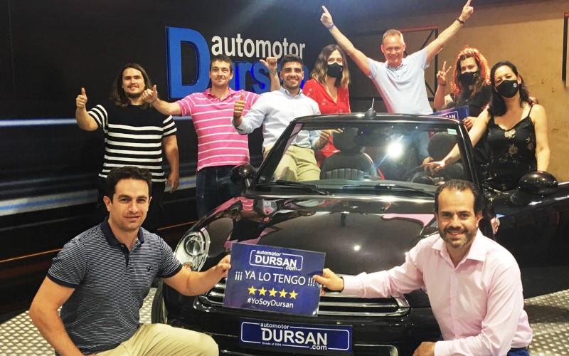 Automotor Dursan se alía con Driiveme para entregar sus vehículos en cualquier punto de España