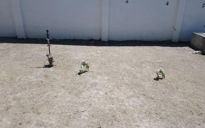 Enterramientos de ahogados en el cementerio de Rivas ©Diario de Rivas