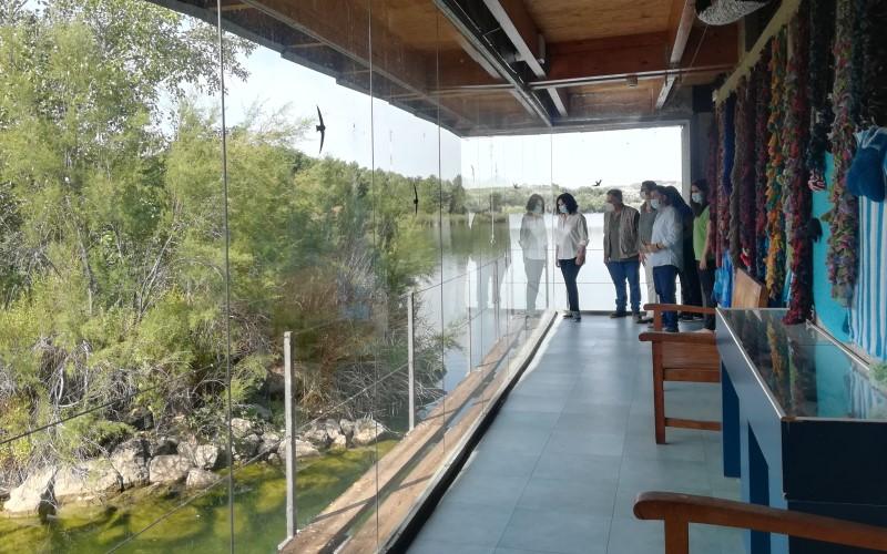 Díaz Ayuso visita Rivas para presentar 'Madrid en verde', 50 rutas naturales 'anti-Covid-19' por la región