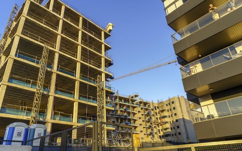 Urbanismo en el entorno de Los Montecillos
