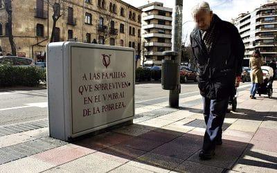 """El artista Dos Jotas busca la colaboración de los mayores de Rivas para su proyecto """"Memorias Urbanas"""""""
