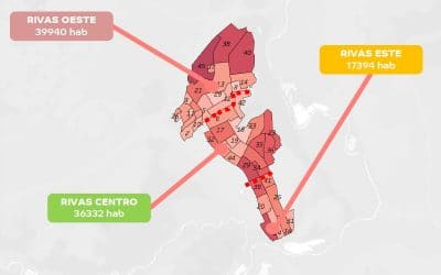 Los primeros resultados de 'Coronasurvey' en Rivas: más de 7.000 casos y una prevalencia del 8%
