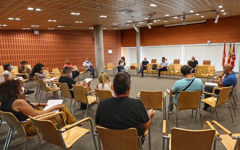 El Ayuntamiento de Rivas pone espacios municipales a disposición de los colegios y garantiza el servicio de acogida