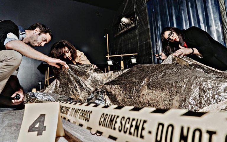 Shock Escape Room en Rivas Vaciamadrid: Crisys