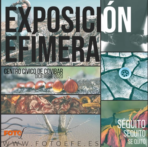 Exposición efímera Foto F Covibar