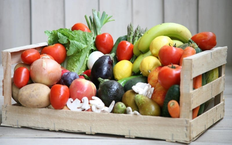 Fruta y verdura a domicilio Rivas Arganda