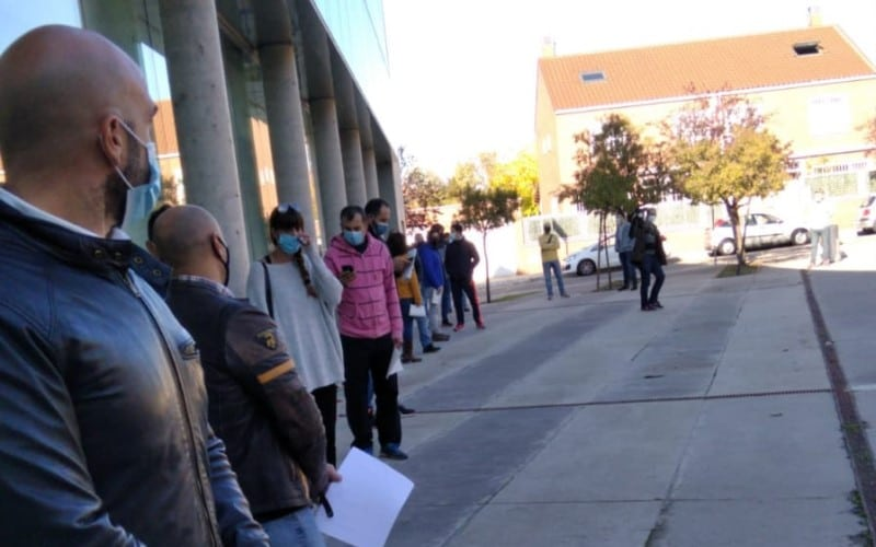 El 80% de la plantilla de Policía Local de Rivas firma un escrito de apoyo al agente expedientado por enviar un correo electrónico