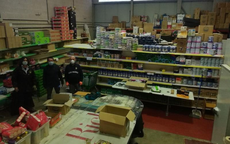 Cómo colaborar con la Red de Recuperación de Alimentos de Rivas