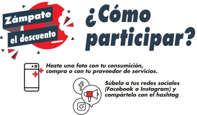 Arranca 'Zámpate el descuento': 15 días de ofertas especiales en establecimientos y servicios de Rivas