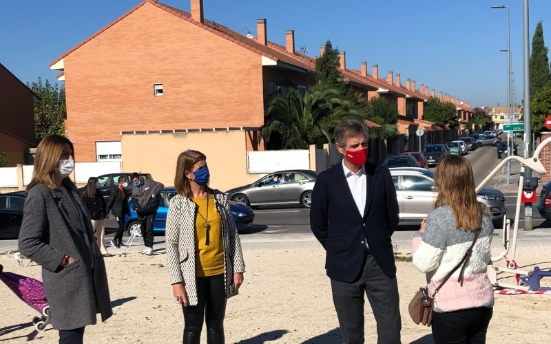 El PP pide al Ayuntamiento de Rivas «más contundencia» contra la ocupación ilegal de viviendas