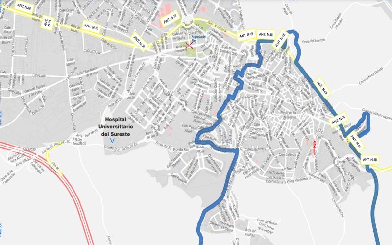 La Comunidad de Madrid anuncia el confinamiento de parte de Arganda desde este lunes