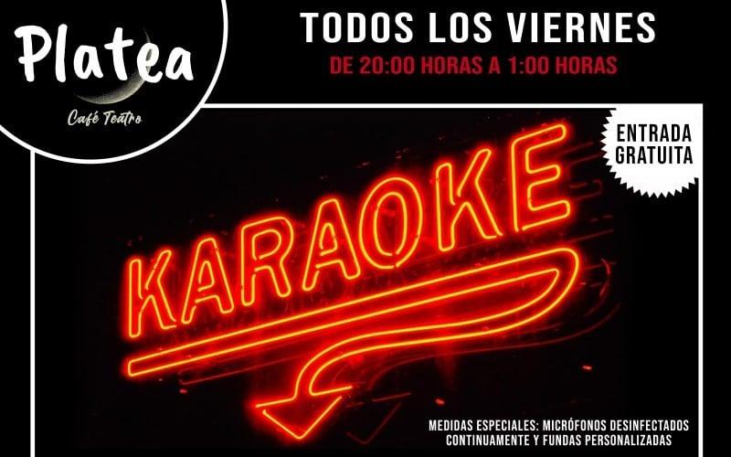 Karaoke Café Teatro Platea