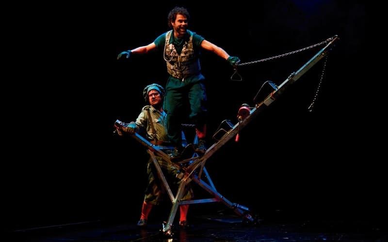Teatro infantil para mayores de 6 años: 'El viaje de Ulises'