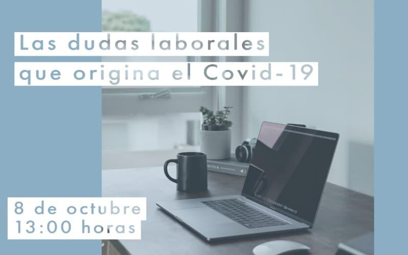 ASEARCO ofrece un webinar gratuito sobre las principales dudas del Covid para pymes y autónomos