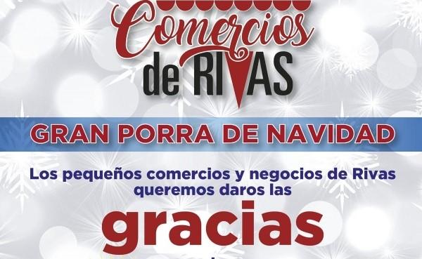 Comienza la 'Gran Porra de Navidad' de los comercios de Rivas Vaciamadrid