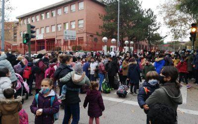 Se suceden las protestas por la falta de luz en la Cañada y la Comunidad insiste: «Es por las plantaciones de marihuana»