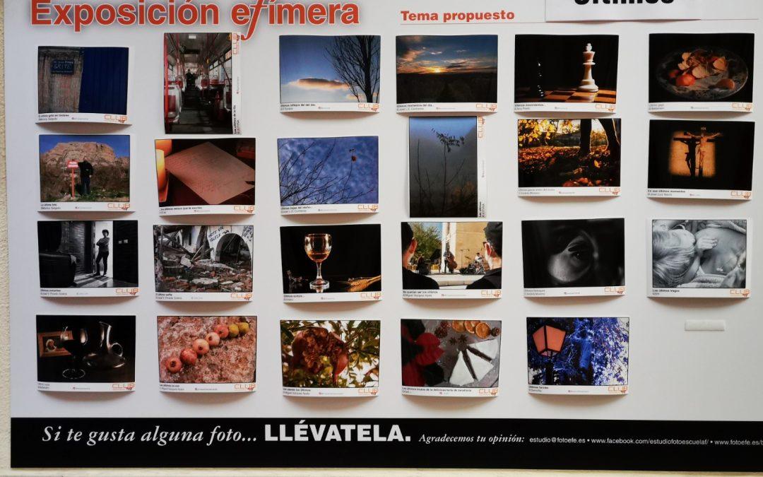 'Últimos': exposición efímera de fotografía en el Centro Cívico Covibar
