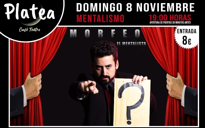 morfeo metalismo café teatro platea