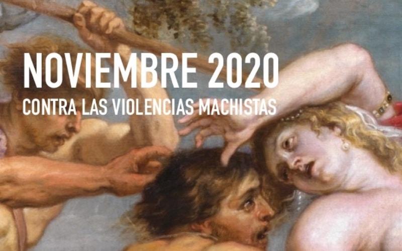 Noviembre contra las violencias machistas