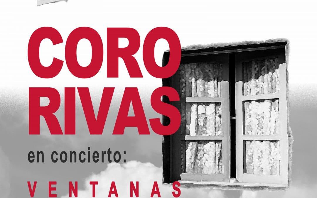 'Ventanas': concierto de Navidad del Coro Rivas