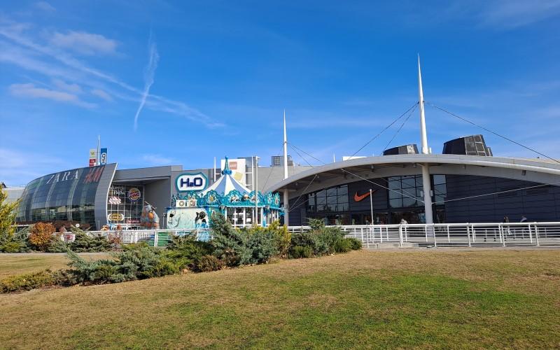 El centro comercial H2O de Rivas amplía su oferta con nuevas aperturas