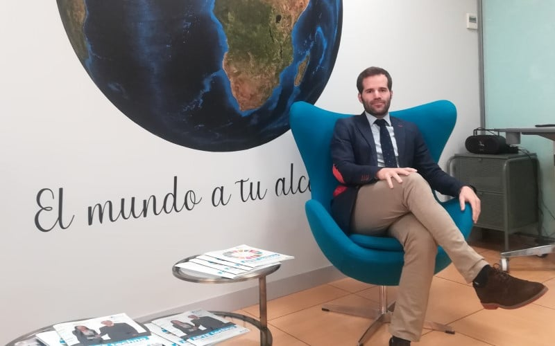 José González (Madrid Activa): «El Plan Industrial de la Comunidad de Madrid es una oportunidad para el Sureste»