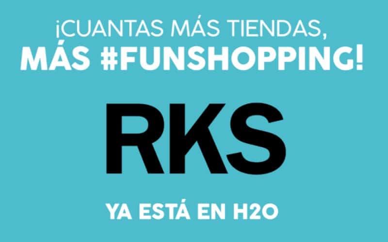 La nueva tienda de zapatos RKS llega pisando fuerte al Centro Comercial H2O